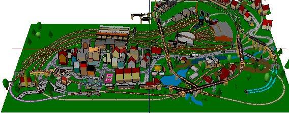 Vista 3D en WinRail 11