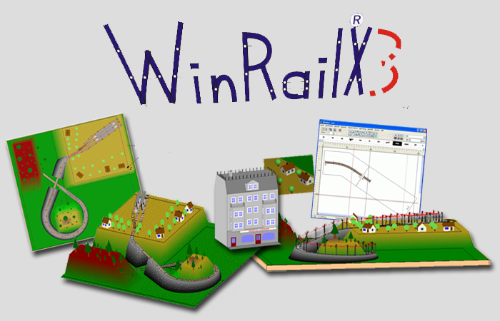 Welcome to WinRail